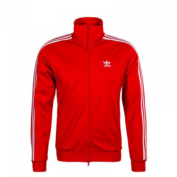 Herren Trainingsjacke - Beckenbauer H09111 - Red