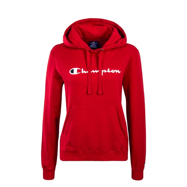 Champion Wmn Hoody 223 Red