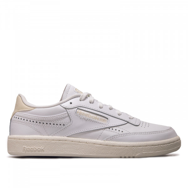 Damen Sneaker Club C 85 White Alabas Chalk