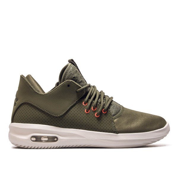 Jordan Air First Class Blk Gym Olive Blk