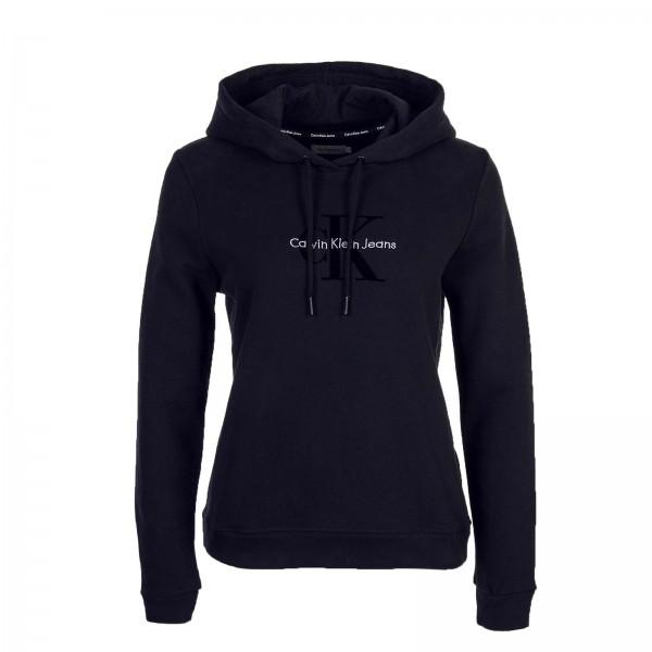 Calvin Klein Wmn Hoody Honor Black