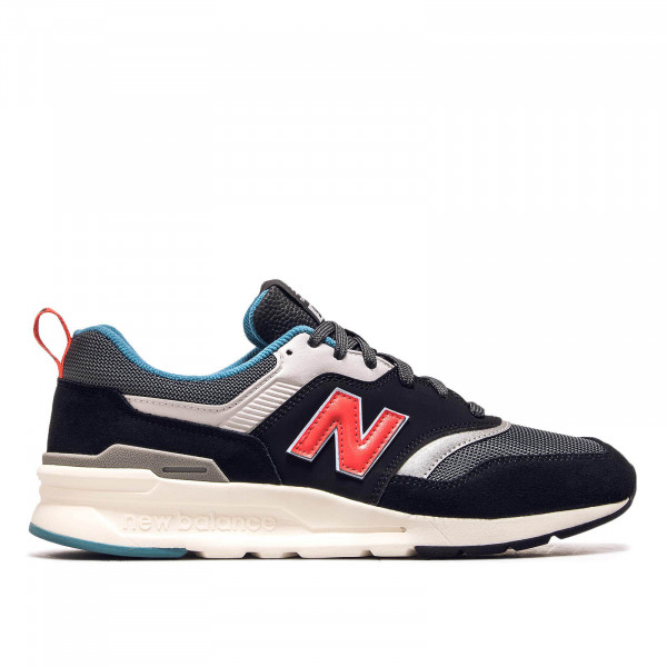 New Balance CM997 HAI Black Grey Red