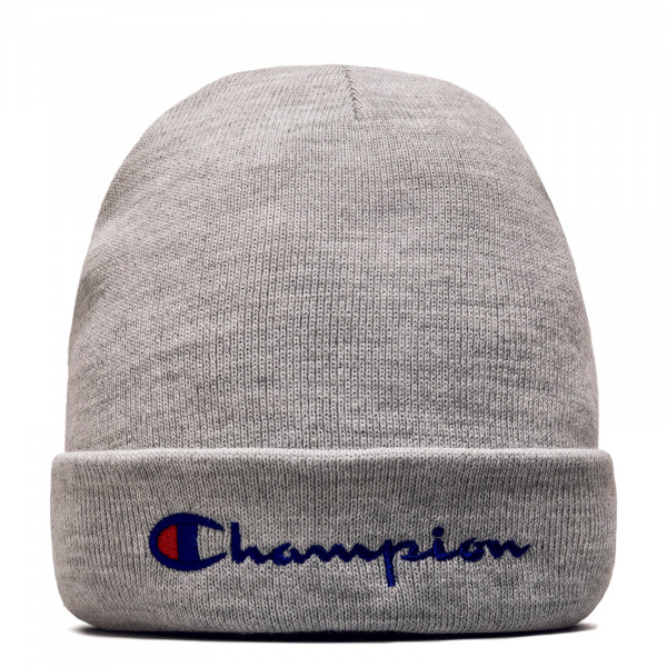 Champion Beanie 804335 Light Grey Navy