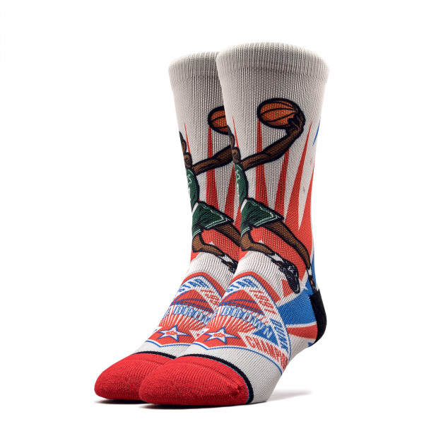 Stance Socks NBA Arena Slam Dunk Grey