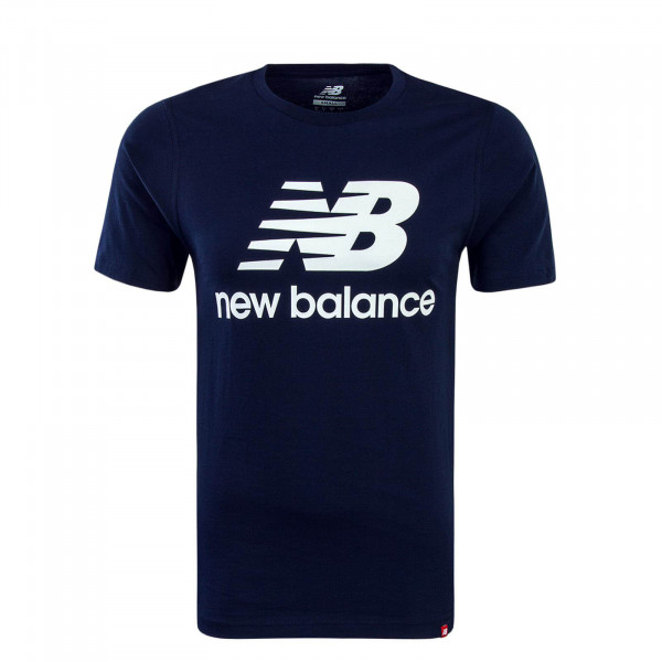 Herren T-Shirt  MT83530 Navy White
