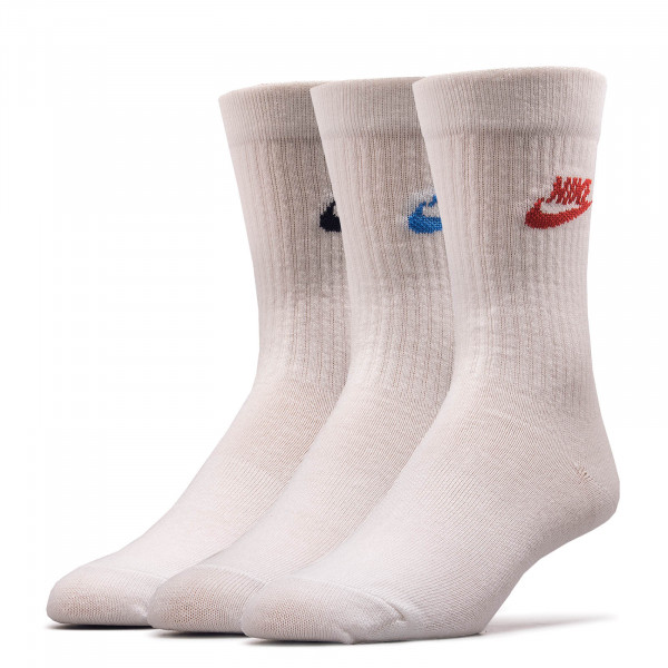3er-Pack Socken SK0109 White Red