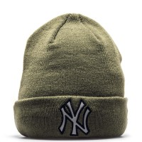 New Era Beanie Night OPS NY Olive