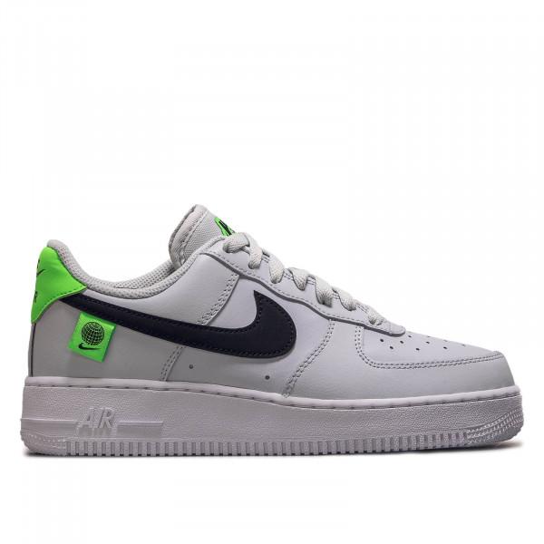 Damen Sneaker Air Force 1 '07 WW Pure Platinum Black