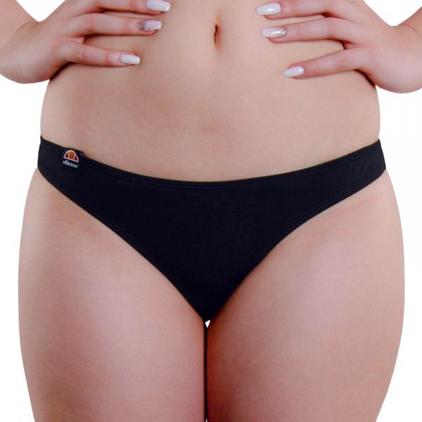 Damen Bikini Hose Slip Dapa Black
