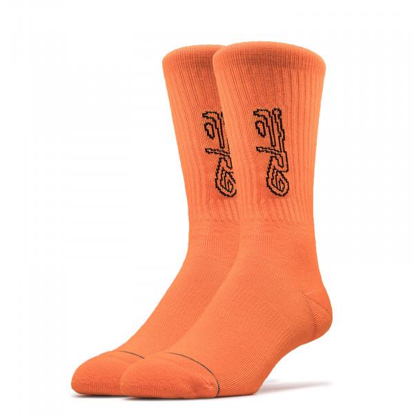 Socken  A$Ap Ferg Neon Orange