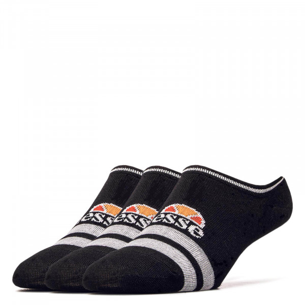 Sneaker Socken 3er-Pack Pommy  Black