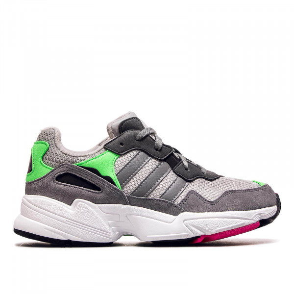 Damen Sneaker Yung 96 Grey Green White