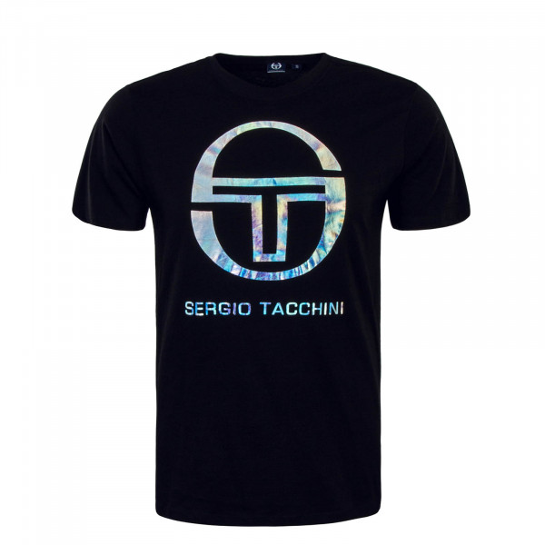 T-Shirt Iberis Black Hologram