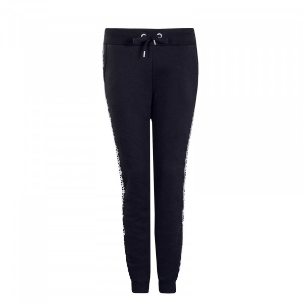 Damen Joggingpant AI Tape Black White