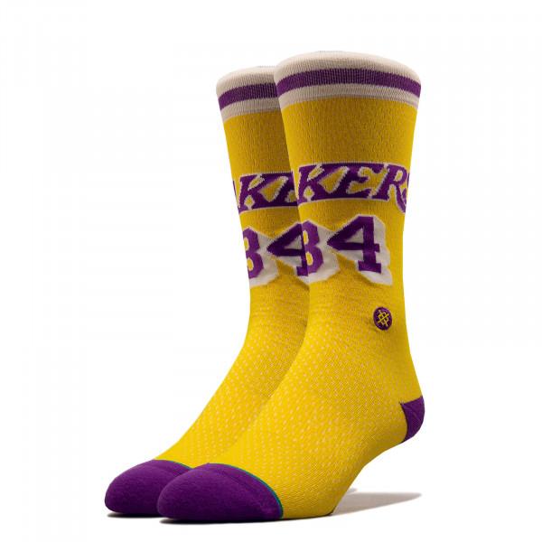 Stance Socks NBA Shaq HWC Yellow