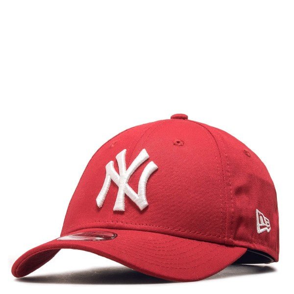 New Era Cap 940 Youth Basic NY Red White