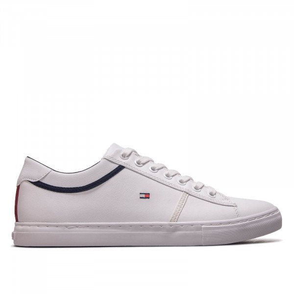 Herren Sneaker Essential Leather White