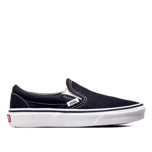 Vans U Classic Slip On Black