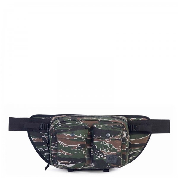 Herschel Hip Bag Eighteen Camo Olive