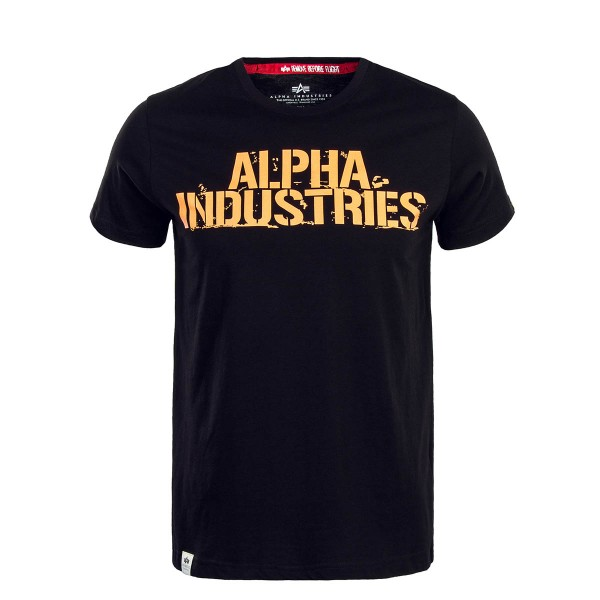 Alpha TS Blurred Black