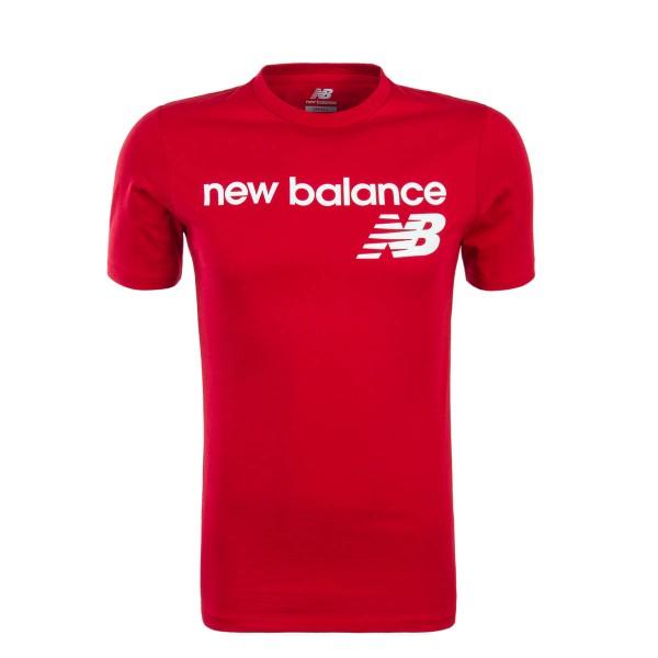New Balance TS Athletics Red White