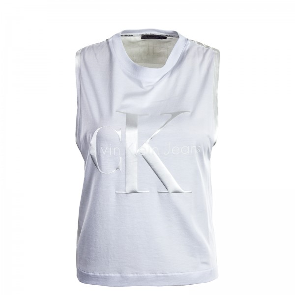 CK Wmn Top Trew True J20J205317 White