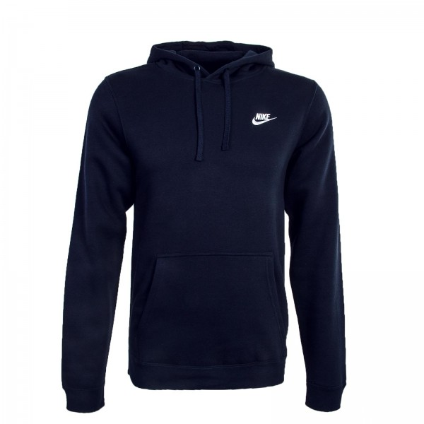 Nike Hoody NSW FLC Club Navy White