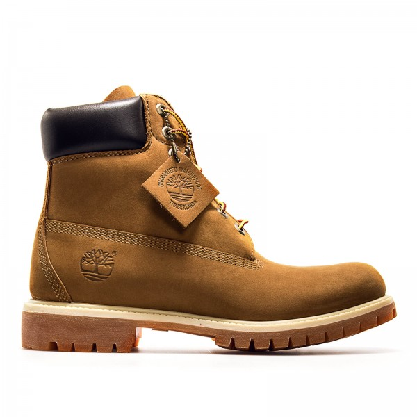 Timberland 6IN Prem Rust Orange