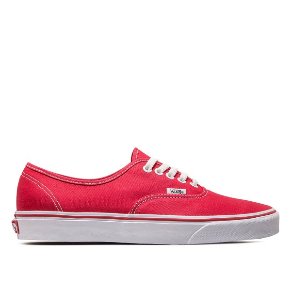 Unisex Sneaker Authentic Red