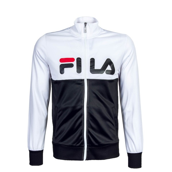Fila Trainingjkt Logan White Black