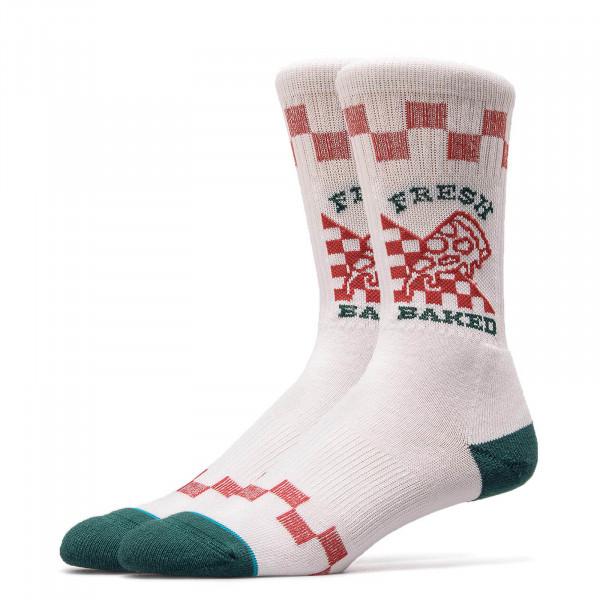 Stance Socks Fresh Baked White