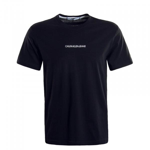 Herren T-Shirt 5186  Instit Chest Logo Black