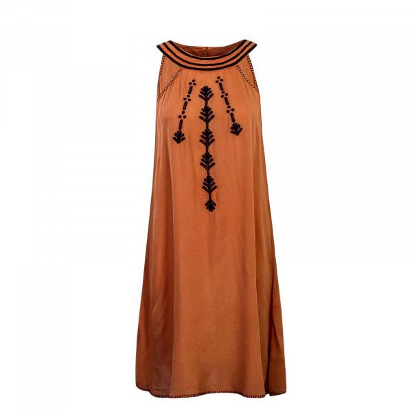 Khujo Wmn Dress Malaina Orange