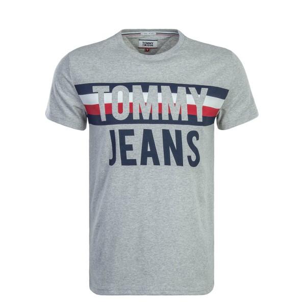 Tommy TS TJM Colorblock Font Grey