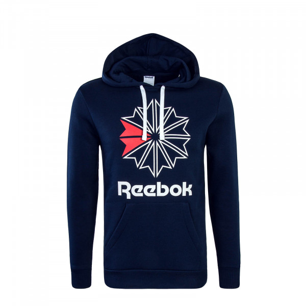 Reebok Hoddy F Star Navy White