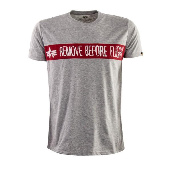 Alpha TS RBF Grey Red