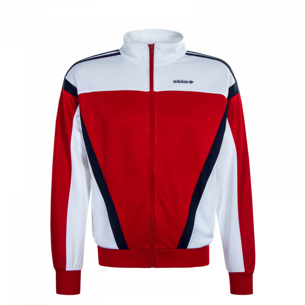 Frauen Trainingsjacke Classics TT Scarlet White Ecarla