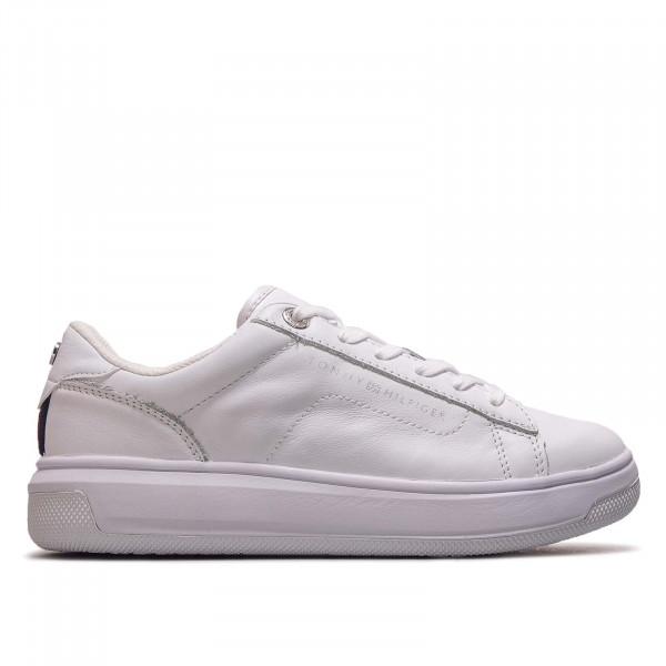 Damen Sneaker Leather Copsole 5009 White