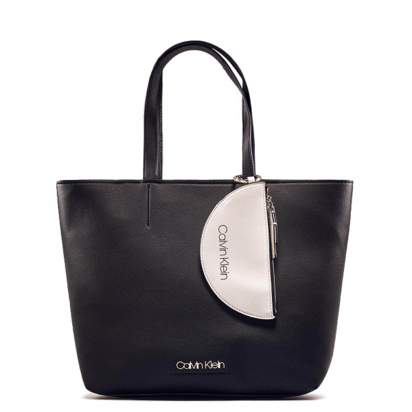 Handtasche Medium Shopper Black