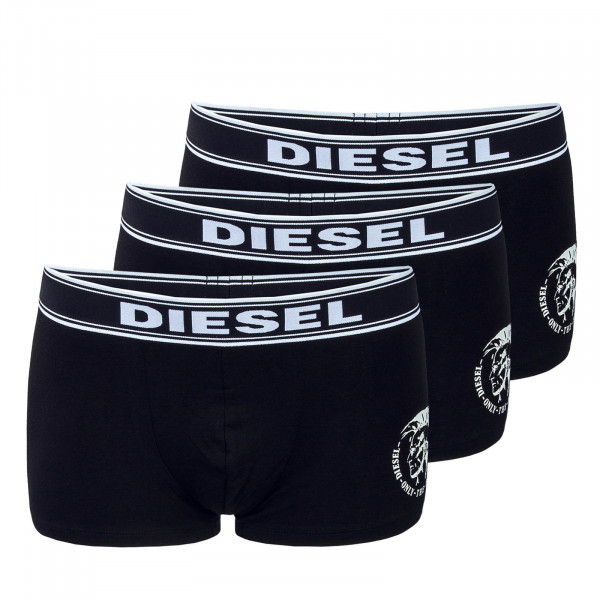 Diesel Trunk 3Pack Shawn Black