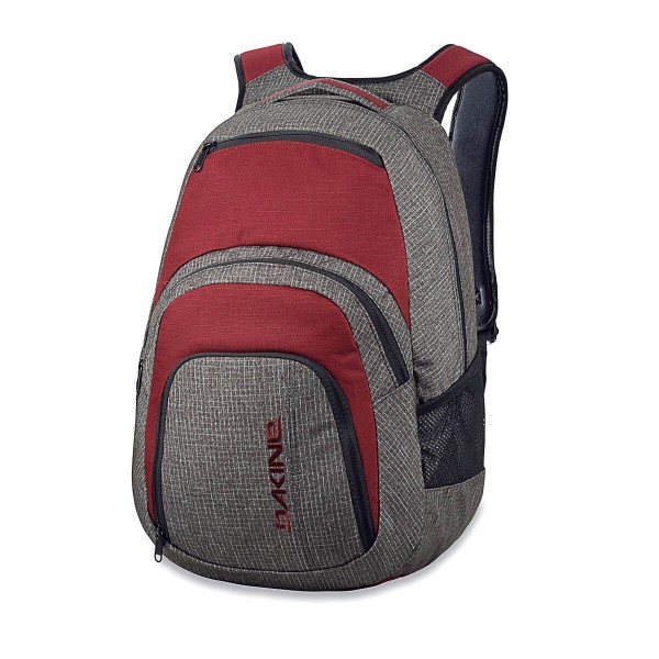 Dakine Backpack Campus Willa Grey Bordo - Rucksack