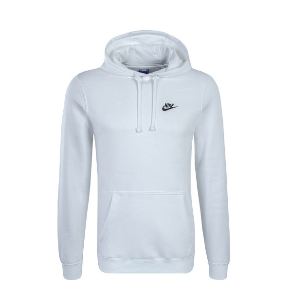 Nike Hoody NSW FLC Club White