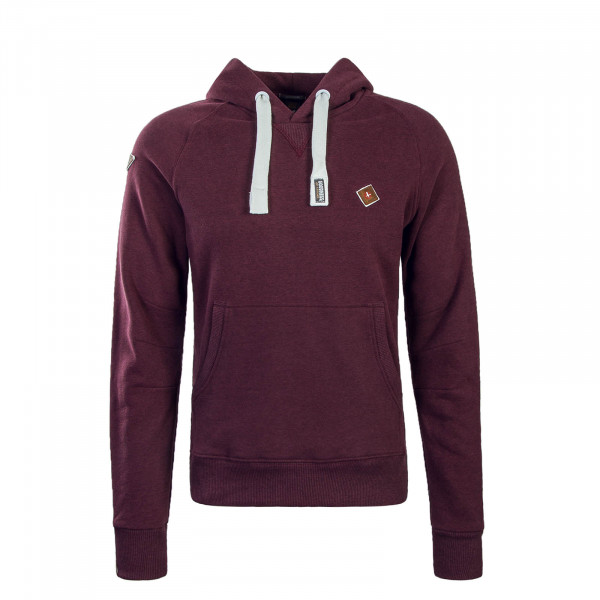 Goodness Hoody Cliff Bordeaux