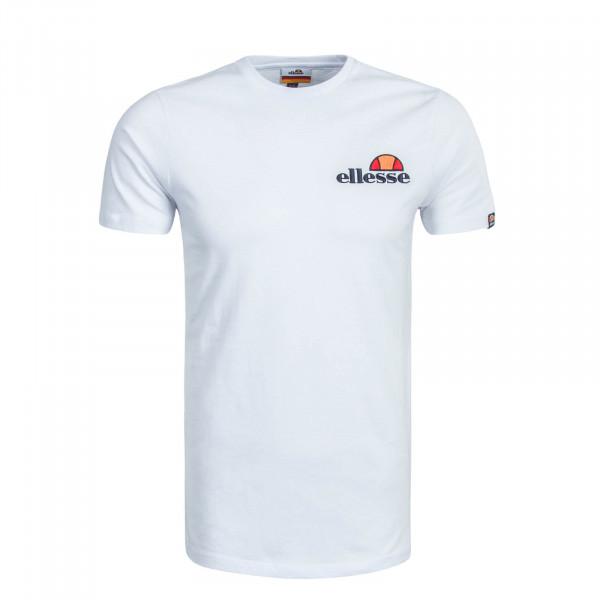 Herren T-Shirt Voodoo White