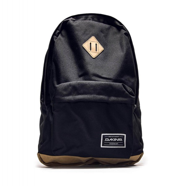 Dakine Backpack Detail Black Brown - Rucksack