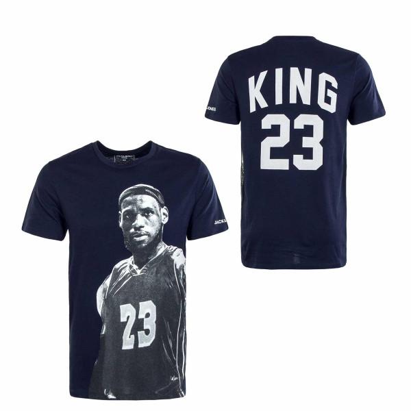 Herren T-Shirt - Legends Tribute - Navy / Blazer