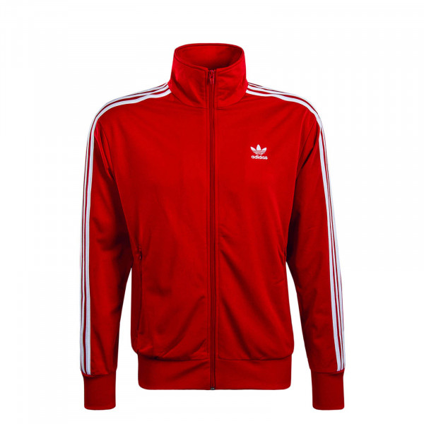 Herren Trainingsjacke Firebird Red White