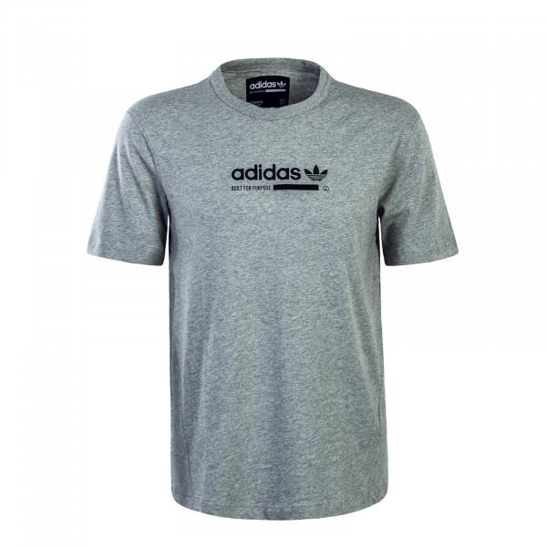 Herren T-Shirt Kaval Grey
