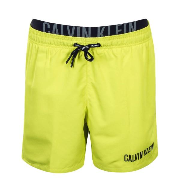 CK Boardshort Medium Double Neon Yellow