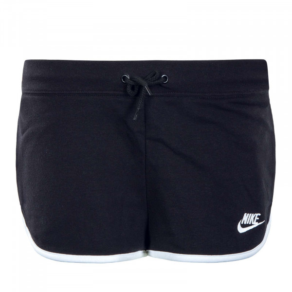 Damen Short HRTG Black White